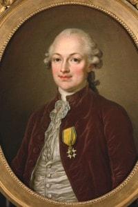 Erik Magnus Staël Von Holstein: marito di Madame de Stael
