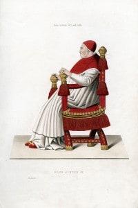 Sisto IV: papa della Chiesa Cattolica dal 1471 al 1484