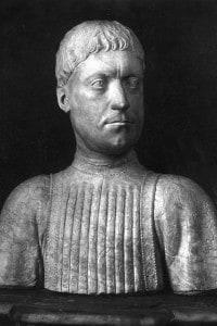 Statua di  Piero I de Medici (1416-1469)