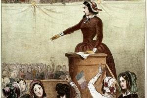 La storia delle suffragette