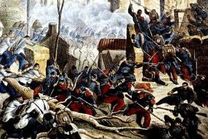 Battaglia di Magenta: episodio della seconda guerra d'indipendenza italiana