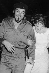 Ernesto Che Guevara e sua moglie Aleida March