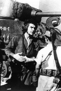 Il rivoluzionario cubano di origine argentina Ernesto Che Guevara