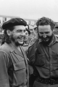 Fidel Castro ed Ernesto Che Guevara