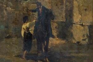 Giuseppe Raggio, scene in Messico