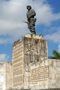 Mausoleo di Che Guevara situato nella città di Santa Clara, a Cuba