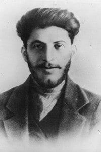 Iosif Stalin da giovane, 1906