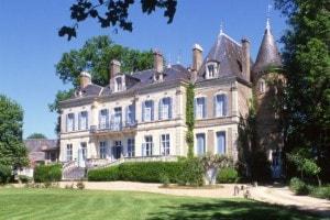 Residenza di George Sand: il castello della Vallee Bleue a Saint-Chartier, Indre (Francia)
