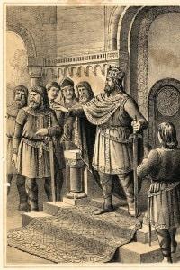 Carlo Magno e i suoi nobili