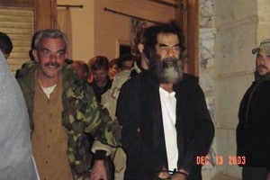 Cattura di Saddam Hussein: 13 dicembre 2003