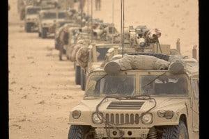 Guerra del Golfo, 1980