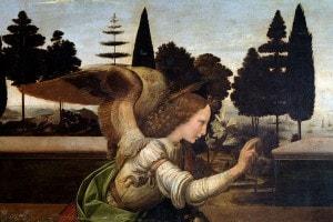 L'Annunciazione di Leonardo da Vinci: riassunto e significato