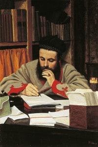 Diego Martelli, ritratto realizzato da Frederick Zandomeneghi