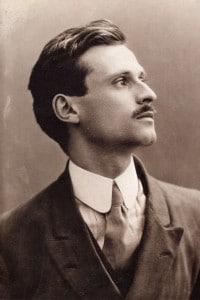 Marino Moretti, poeta crepuscolare