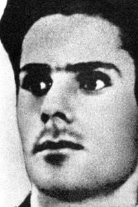 Foto del partigiano Bruno Fanciullacci, uno dei colpevoli dell'omicidio di Giovanni Gentile