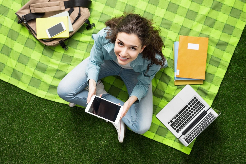 applicazioni di collegamento per gli studenti universitari