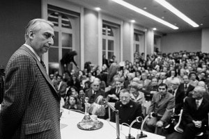 Roland Barthes al College de France