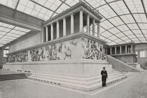 Altare di Zeus al Museo di Pergamo a Berlino