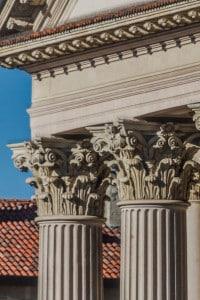 Capitelli corinzi del Duomo di Novara