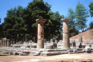 Tempio Heraion di Olimpia