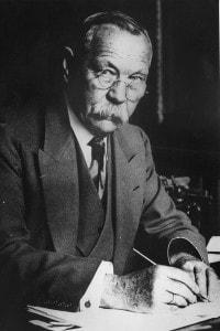 Arthur Conan Doyle, 1925