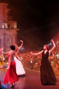 La notte della taranta nel Salento, uno degli eventi più importanti d'Europa dedicati alla cultura tradizionale