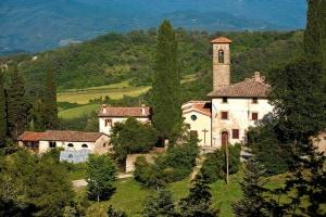 Barbiana, frazione di Vicchio nel Mugello