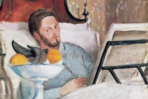 Autoritratto di Carlo Levi