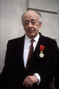 Eugéne Ionesco. Francia, 17 maggio 1984