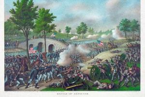 Battaglia di Antietam, 17 settembre 1862