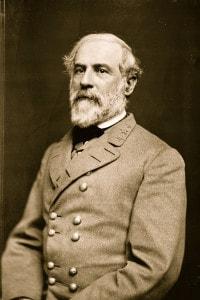 Ritratto del generale Robert Edward Lee, 1864