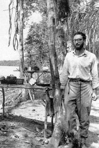 Claude Lévi-Strauss in Amazzonia nel 1936