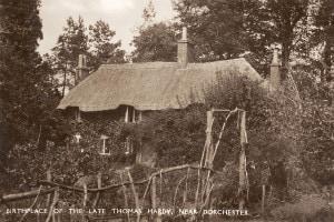 Dorset, vicino a Dorchester: luogo di nascita di Thomas Hardy