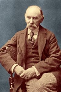 Thomas Hardy (2 giugno 1840 - 11 gennaio 1928): ritratto del romanziere e poeta inglese