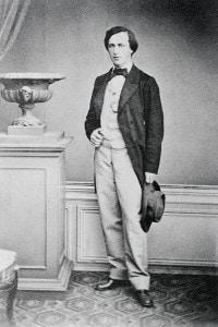 Henry James da giovane