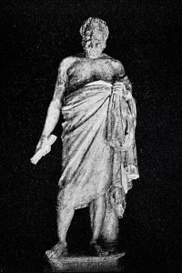 Statua di Zenone di Elea