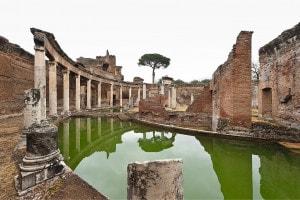 Villa Adriana, Tivoli (Roma)