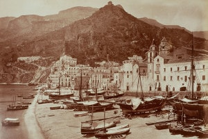 Amalfi, una delle Repubbliche marinare