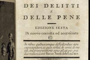 Beccaria e la pena di morte: riassunto