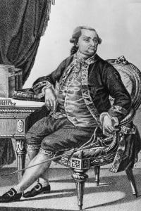 Ritratto di Cesare Beccaria