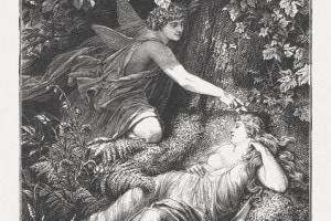 Sogno di una notte di mezza estate di Shakespeare