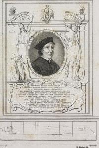 Ritratto di Agostino Nifo