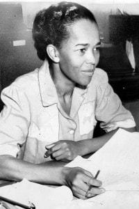 Ella Baker, rappresentante della NAACP, 18 settembre 1941