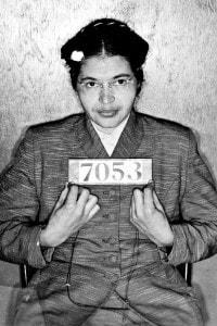 L'arresto di Rosa Parks