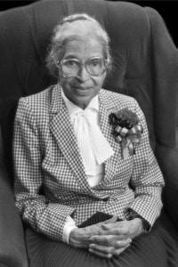 Rosa Parks, 17 gennaio 1994