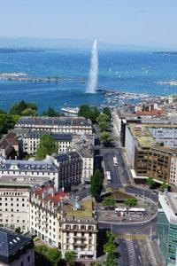 Ginevra, città natale di Claparède