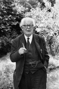 Jean Piaget, 5 luglio 1969: psicologo svizzero noto per il suo lavoro sullo sviluppo del bambino