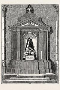 Tomba di Ugo Grozio nella Nieuwe Kerk a Delft (Paesi Bassi)