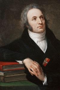 Vincenzo Monti nel 1809