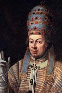 Ritratto di Papa Pio VI